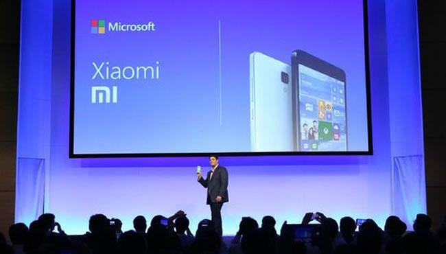 微软小米达成专利合作 千万小米设备预装Office
